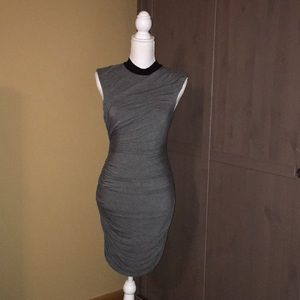 Express Ruched Tube Dress
